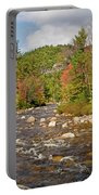 Flowing Into Autumn Portable Battery Charger