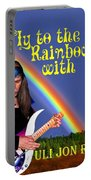 Fly To The Rainbow With Uli Jon Roth Portable Battery Charger