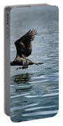 Flying Cormorant Bird Portable Battery Charger