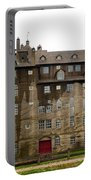 Fonthill Castle In The Rain  Portable Battery Charger