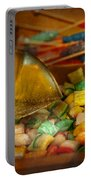 Food - Candy - One Scoop Of Candy Please  Portable Battery Charger