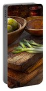 Food - Vegetable - Garden Variety Portable Battery Charger