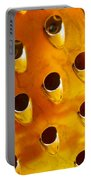 Food Grater Abstract 4 A Portable Battery Charger