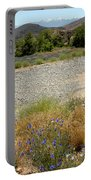 For Purple Mountain Majesties Portable Battery Charger
