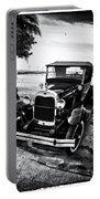 Ford Model T Film Noir Portable Battery Charger