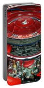 Ford Mustang Engine Bay Portable Battery Charger