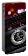 Ford Mustang Shelby Gt500 Super Snake  Portable Battery Charger
