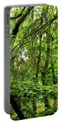 Forest In Denmark Portable Battery Charger