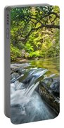 Forest Jewel Portable Battery Charger