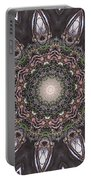 Forest Mandala 1 Portable Battery Charger