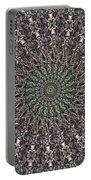 Forest Mandala 2 Portable Battery Charger