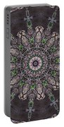 Forest Mandala 3 Portable Battery Charger