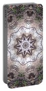 Forest Mandala 4 Portable Battery Charger