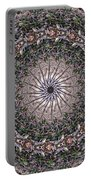 Forest Mandala 5 Portable Battery Charger