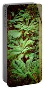 Forest Of Ferns Portable Battery Charger