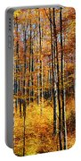 Forest Of Gold Portable Battery Charger