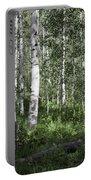 Forever Aspen Trees Portable Battery Charger