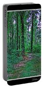 Forrest Trail Portable Battery Charger