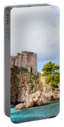 Fort Lovrijenac In Dubrovnik Portable Battery Charger