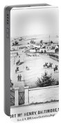 Fort Mchenry, 1862 Portable Battery Charger