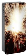 Fountain Of Sparks Portable Battery Charger