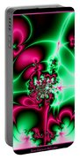 Fractal 4 Portable Battery Charger