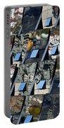 Fragmented Guggenheim Museum Bilbao Portable Battery Charger