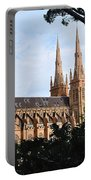 Framed Cathedral Portable Battery Charger
