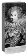 France: Noblewoman Portable Battery Charger