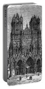 France: Reims Cathedral Portable Battery Charger