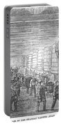 France: Winemaking, 1854 Portable Battery Charger