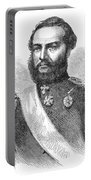 Francisco Solano Lopez Portable Battery Charger