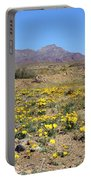 Franklin Mt. Poppies Portable Battery Charger