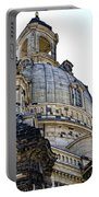 Frauenkirche - Dresden Germany Portable Battery Charger