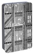 Freight Elevator, 1876 Portable Battery Charger