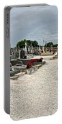 French Cemetery  Portable Battery Charger