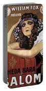 French Poster: Salome, 1918 Portable Battery Charger
