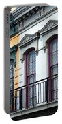 French Quarter Balconies Portable Battery Charger