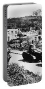 French Renault Wwi Tanks - France  Portable Battery Charger