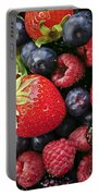 Fresh Berries Portable Battery Charger