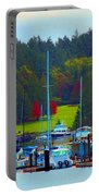 Friday Harbor Docks Portable Battery Charger