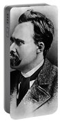 Friedrich Wilhelm Nietzsche, German Portable Battery Charger