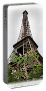 From Paris With Love Portable Battery Charger
