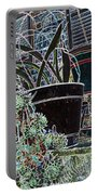 Front Porch Garden Portable Battery Charger
