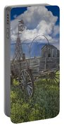 Frontier Farm In 1880 Town Portable Battery Charger