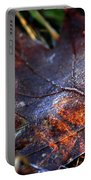 Frosted Fall Portable Battery Charger