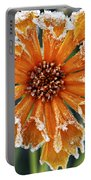 Frosty Flower Portable Battery Charger