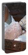 Frosty Rocks Portable Battery Charger