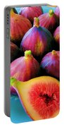 Fruit - Jersey Figs - Harvest Portable Battery Charger
