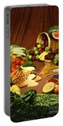 Fruit And Grain Food Group Portable Battery Charger